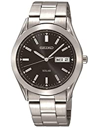 SEIKO (セイコー) 腕時計 海外モデル SNE039P1 ソーラークォ-ツ メンズ [並行輸入品]