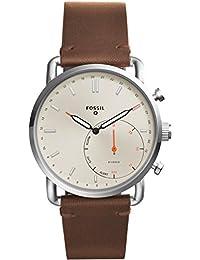 [フォッシル]FOSSIL 腕時計 Q COMMUTER ハイブリッドスマートウォッチ FTW1150 メンズ 【正規輸入品】