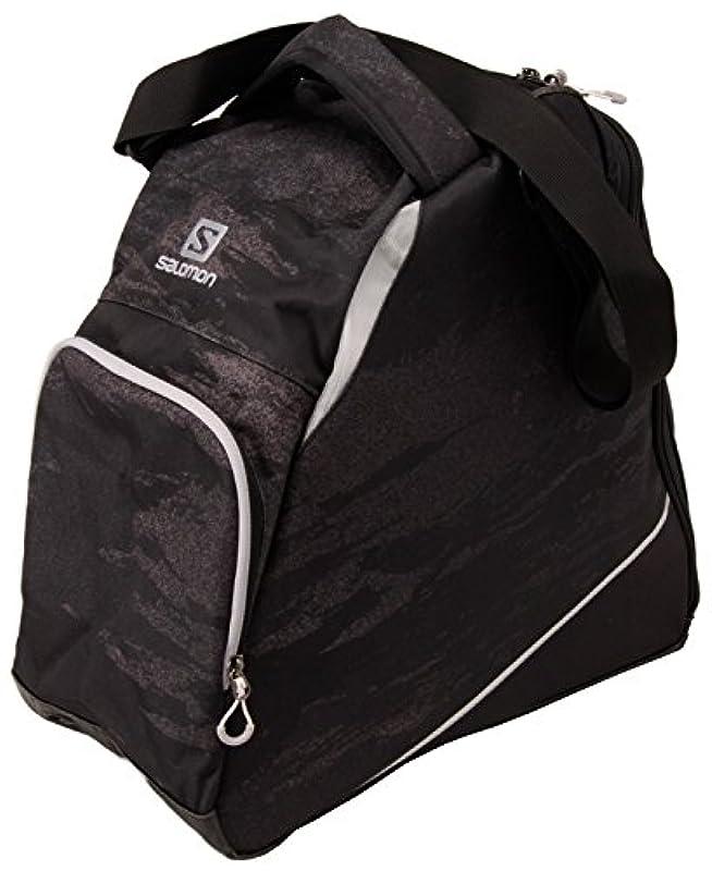 SALOMON(살로몬) 스키 기어 백 EXTEND GEAR BAG BLACK×CLIFFORD L36292900
