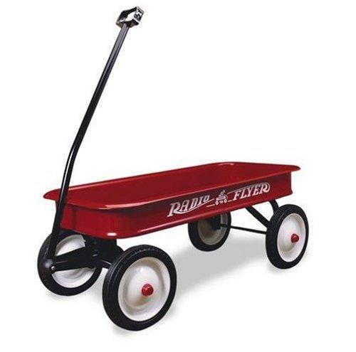 ラジオフライヤー Classic Red Wagon
