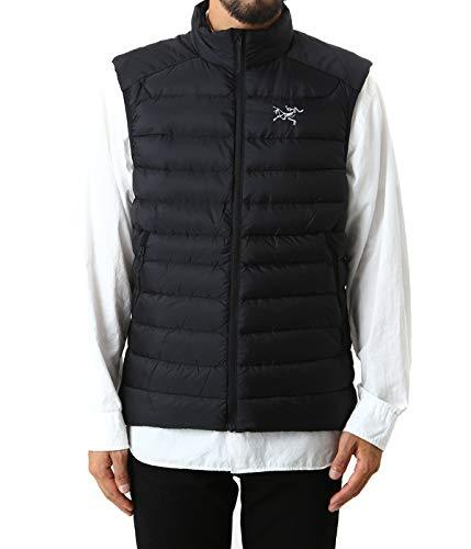 ARC'TERYX [アークテリクス]/Cerium LT Vest Men's (TRIM FIT) (ブルゾン ベスト) M ブラック