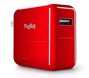 【日本正規代理店品・保証付】Twelve South PlugBug プラグバグ MacBook電源アダプタ対応アタッチメント式USB電源アダプタ TWS-OT-000007