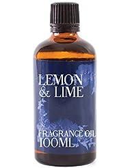 Mystic Moments | Lemon & Lime Fragrance Oil - 100 ml