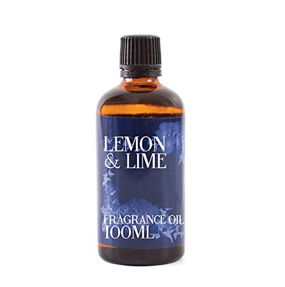 マングル責任セラーMystic Moments | Lemon & Lime Fragrance Oil - 100 ml