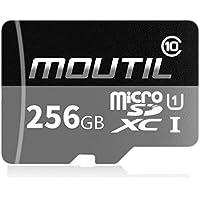 256GB 高速 MicroSD カード 256GB メモリカード SDスピードクラス データ転送 スマホ カメラ ターブレッドPC パソコン kindle 等 対応 MicroSDカード メモリーカード 大容量 …