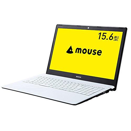 mouse ノートパソコン MB-B506H 15.6インチ フルHD /Core i7-8550U/8GBメモリ/ 512GB SSD /Windows10