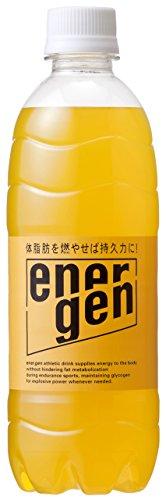 大塚製薬 エネルゲン ペットボトル 500mL×24本