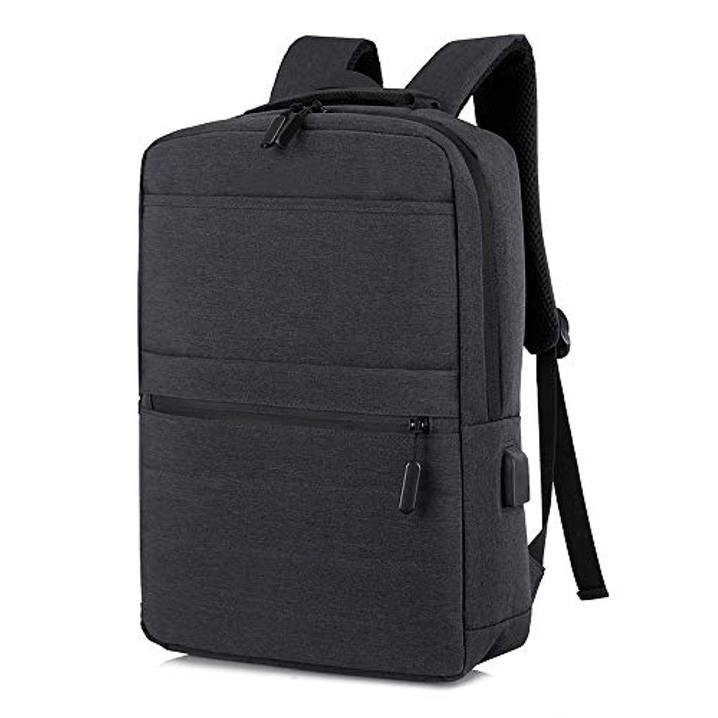 条約ペンス親2019新しいファッションバックパックカジュアルコンピュータバッグナイロン防水旅行バックパック