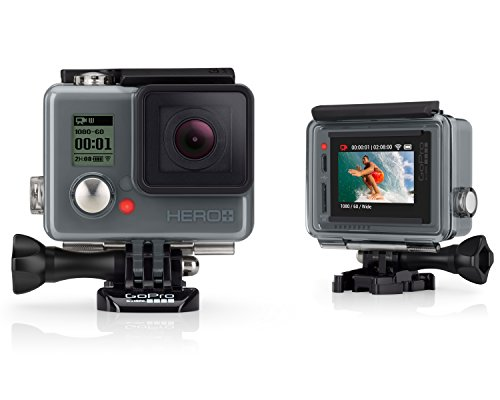 「GoPro ウェアラブルカメラ HERO+LCD」特選タイムセールで60%オフの16,800円
