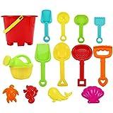Toyvian 1セット子供レジャービーチおもちゃセットプレイサンドツール子供のための子供