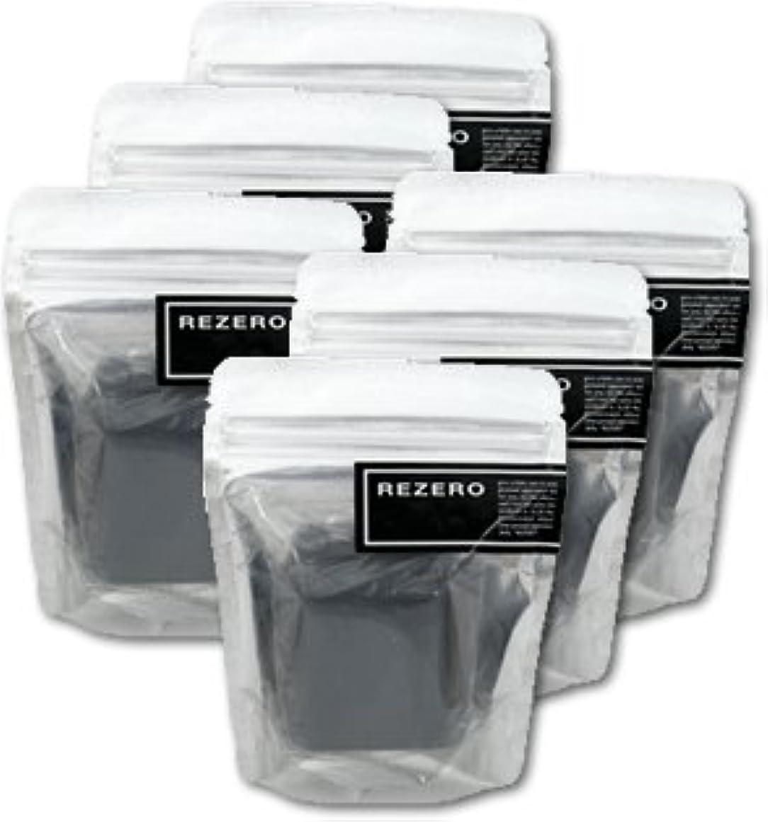 中庭生産的管理しますリゼロ プレミアム柿炭ソープ 90g×6個セット