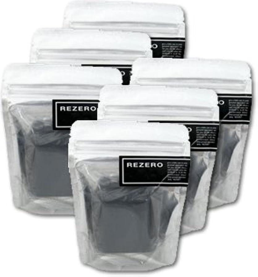 以下有効ニンニクリゼロ プレミアム柿炭ソープ 90g×6個セット