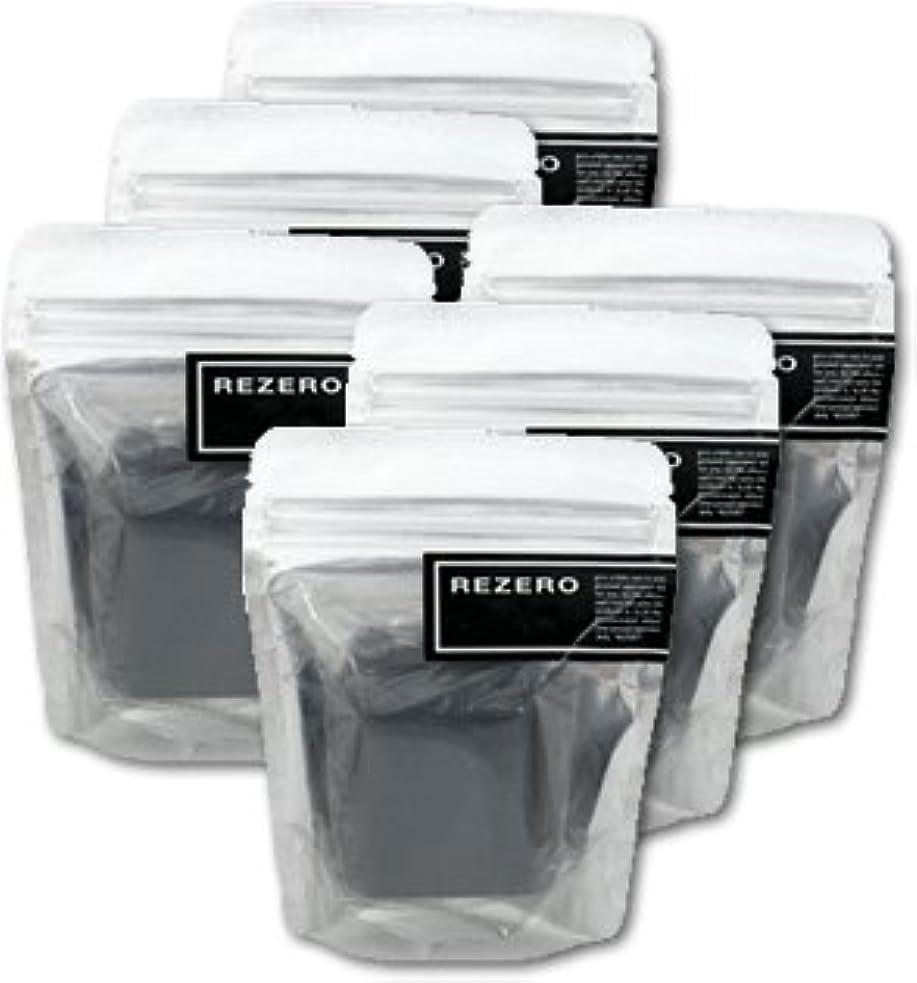 公証言するどっちでもリゼロ プレミアム柿炭ソープ 90g×6個セット