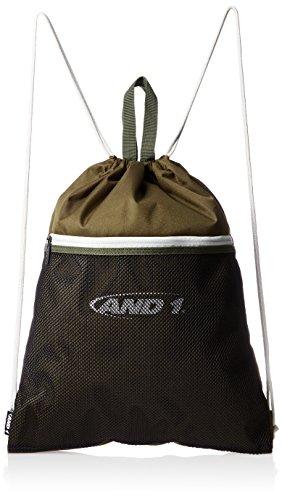 [アンドワン] ナップサック バスケット用ナップサック 599411 11 11 KHAKI/L.GRY