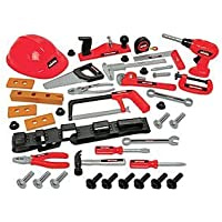 My First Craftsman 44pcs Tool Set with Helmet by Creaftsman [並行輸入品]