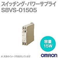 オムロン(OMRON) S8VS-01505 スイッチング・パワーサプライ (ねじ端子台) (15W(5V・2.0A)) NN