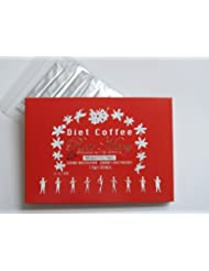 ダイエットコーヒー ローズマリー (特許成分サラシノール配合) 30包