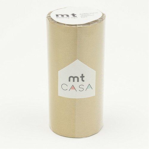 RoomClip商品情報 - カモ井加工紙 マスキングテープ mt CASA 100mm 100mm幅×10m巻き 金 MTCA1084