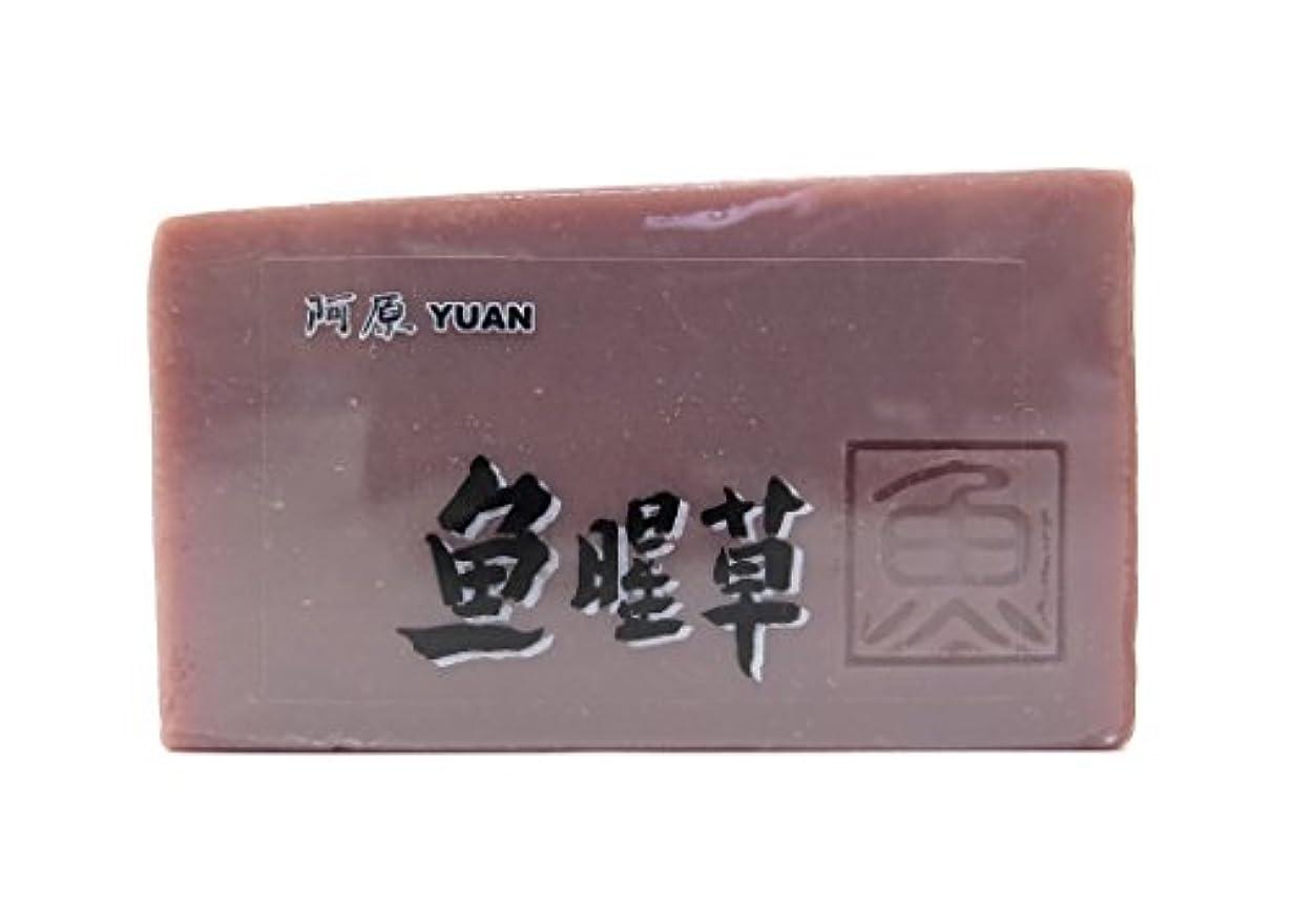 可能性気付く人ユアン(YUAN) ドクダミソープ 固形 100g (阿原 ユアンソープ)