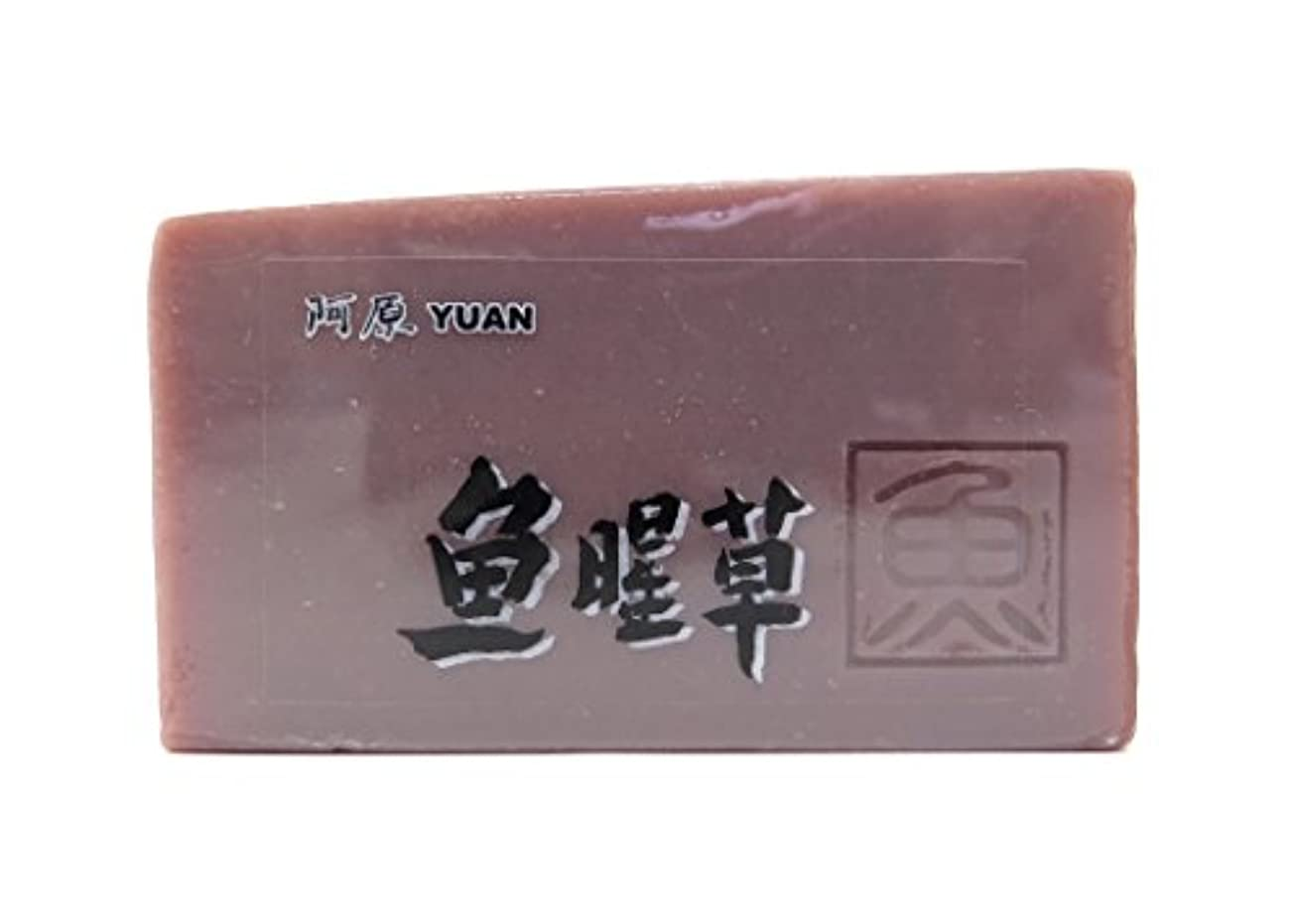 難破船回復政策ユアン(YUAN) ドクダミソープ 固形 100g (阿原 ユアンソープ)