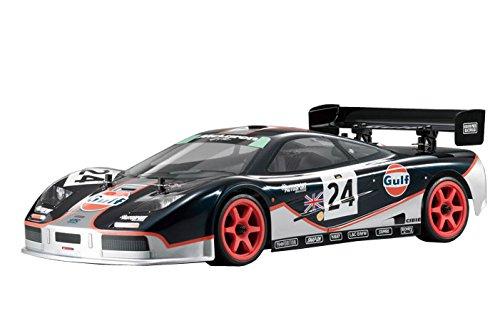 京商 31398J 1/10 GP FAZER r/s マクラーレンF1 GTR ガルフレーシング