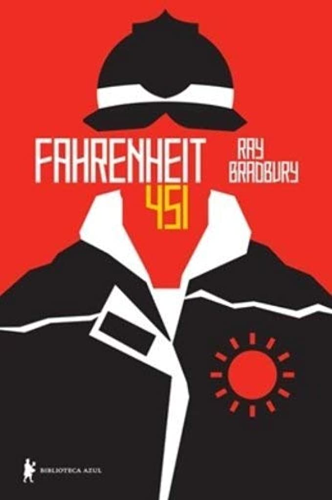郵便屋さん差層Fahrenheit 451 (Em Portuguese do Brasil)