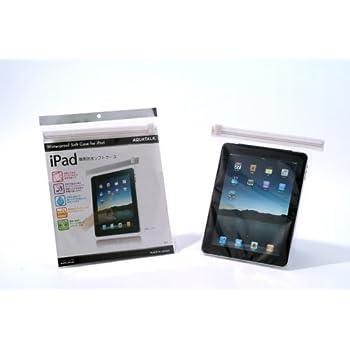 iPad(アイパッド)専用防水ソフトケース『アクアトーク for iPad』