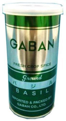 ギャバン バジル 缶 60g