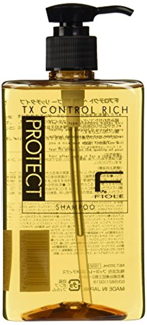 説明的規制に対処するフィヨーレ Fプロテクトシャンプー リッチ 300ml