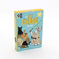 Ginger Fox Cat Chaos Card Game - Hilarious Feline Celebrity Game For Two Or More Players [並行輸入品]