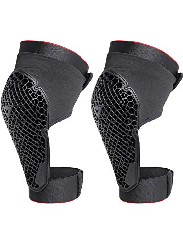 Dainese Black 2018 Trail Skins 2 Lite Pair of MTB Knee Guard