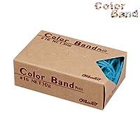共和 オーバンド カラーバンド プチ 30g ライトブルー GGC-030-LB ゴムバンド