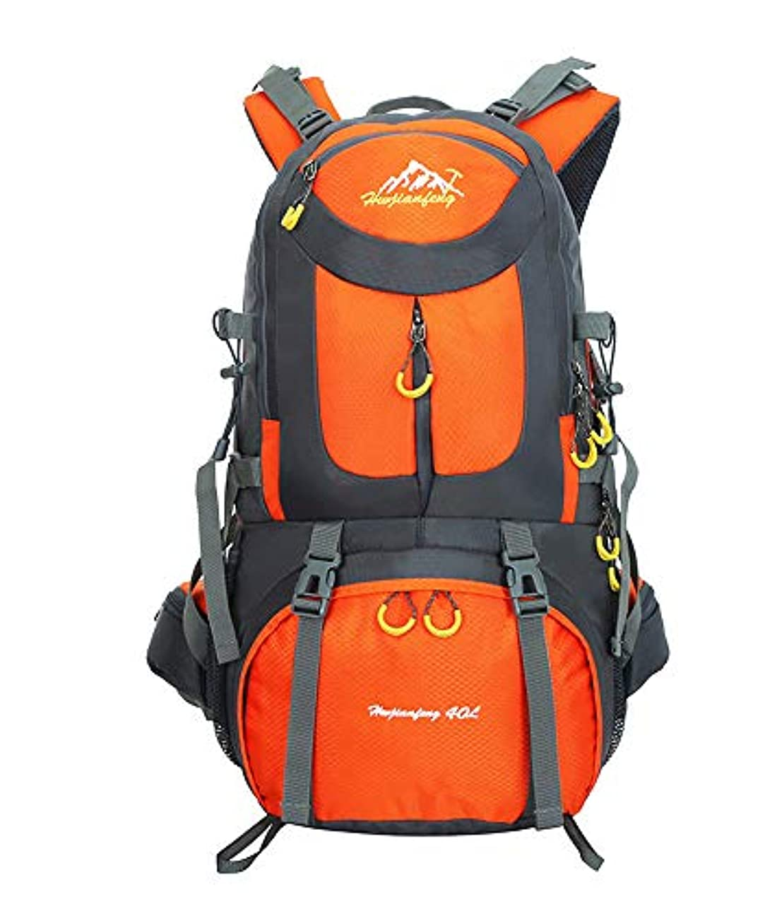 会計バナーそれる登山リュック 女性 男性 大容量 防水 登山用ザック リュック 旅行バッグ キャンプ アウトドア スポーツ ハイキング バックパック