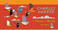 ポメグラネイト インテリアマルチステッカー チャーリーハーパー 渡り鳥