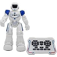 baynneスマートスペースロボットElectric Soldierウォーキングダンスロボットおもちゃfor Children