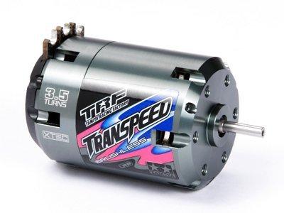 TRFシリーズ ハイパフォーマンスモーター トランスピード ブラシレス3.5T 42124