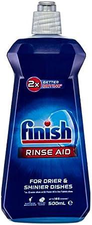 Finish Dishwashing Rinse Aid, Regular Liquid, 500ml