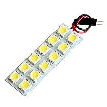 【断トツ36発!!】 S200/210系 ハイゼット トラック LED ルームランプ 1点 [H11.1~H26.9] ダイハツ 基板タイプ 圧倒的な発光数 3chip SMD LED 仕様 室内灯 カー用品 HJO
