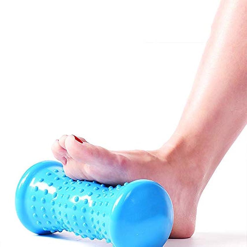 死論理送るスパイクマッサージャー、フットペインホットコールドセラピーキット-足底筋膜炎、かかとの痛み、筋肉痛、トリガーポイント-背中、腕、首、肩、脚の循環ローラー