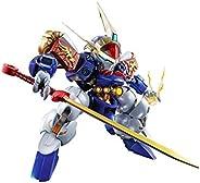 METAL BUILD DRAGON SCALE 魔神英雄伝ワタル 龍神丸 約230mm ABS&PVC&ダイキャスト製 塗装済