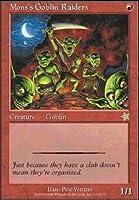 Magic: the Gathering - Mons's Goblin Raiders - Starter 1999