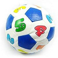 kingsungベビー赤ちゃんおもちゃ子供のボールwithベルについて4.7インチデジタルおもちゃベル(カラーランダム)