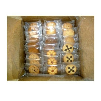 お買い得!個包装クッキー(8種×12枚)合計96枚...