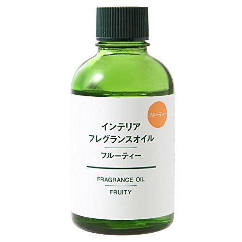 無印良品 インテリアフレグランスオイル・フルーティー 60ml 日本製
