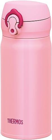 サーモス 水筒 真空断熱ケータイマグ 【ワンタッチオープンタイプ】 350ml コーラルピンク JNL-352 CP