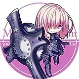 サークル R.P.G. 同人缶バッジ Fate/Grand Order 第4弾 ☆『マシュ・キリエライト/illust:ドア』★