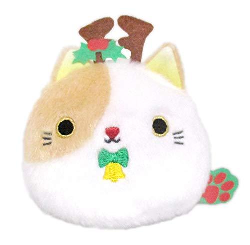 三英貿易 ねこだんご 18 クリスマスねこだんご トナカイ おもちゃ