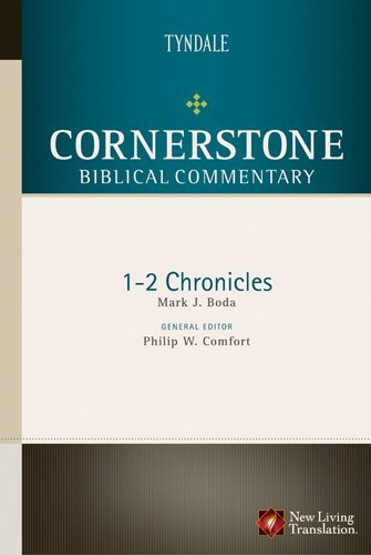 1-2 Chronicles (Cornerstone Biblical Commentary Book 5) (English Edition)