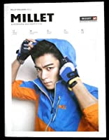 T.O.P / BIGBANGMILLET 2014年春夏版カタログ非売品スペシャル特典のオマケ付き国内発送