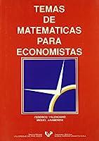Temas de matemáticas para economistas